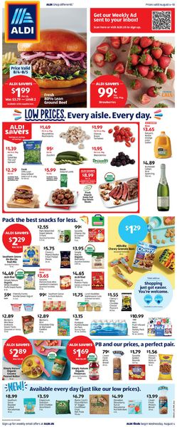 Catalogue ALDI from 08/04/2021