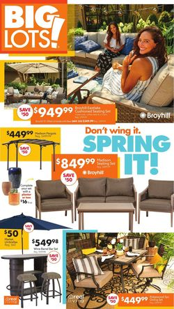 Catalogue Big Lots from 04/10/2021