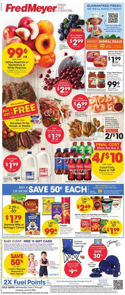 Catalogue Fred Meyer from 06/02/2021