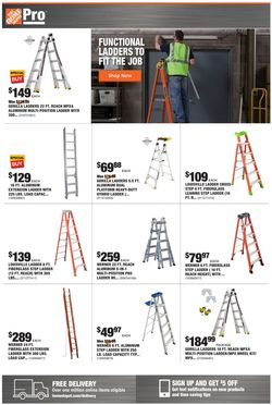 Catalogue Home Depot from 03/01/2021