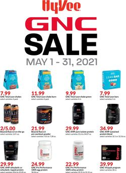 Catalogue HyVee from 05/01/2021
