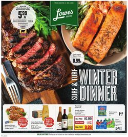 Catalogue Lowes Foods from 02/24/2021