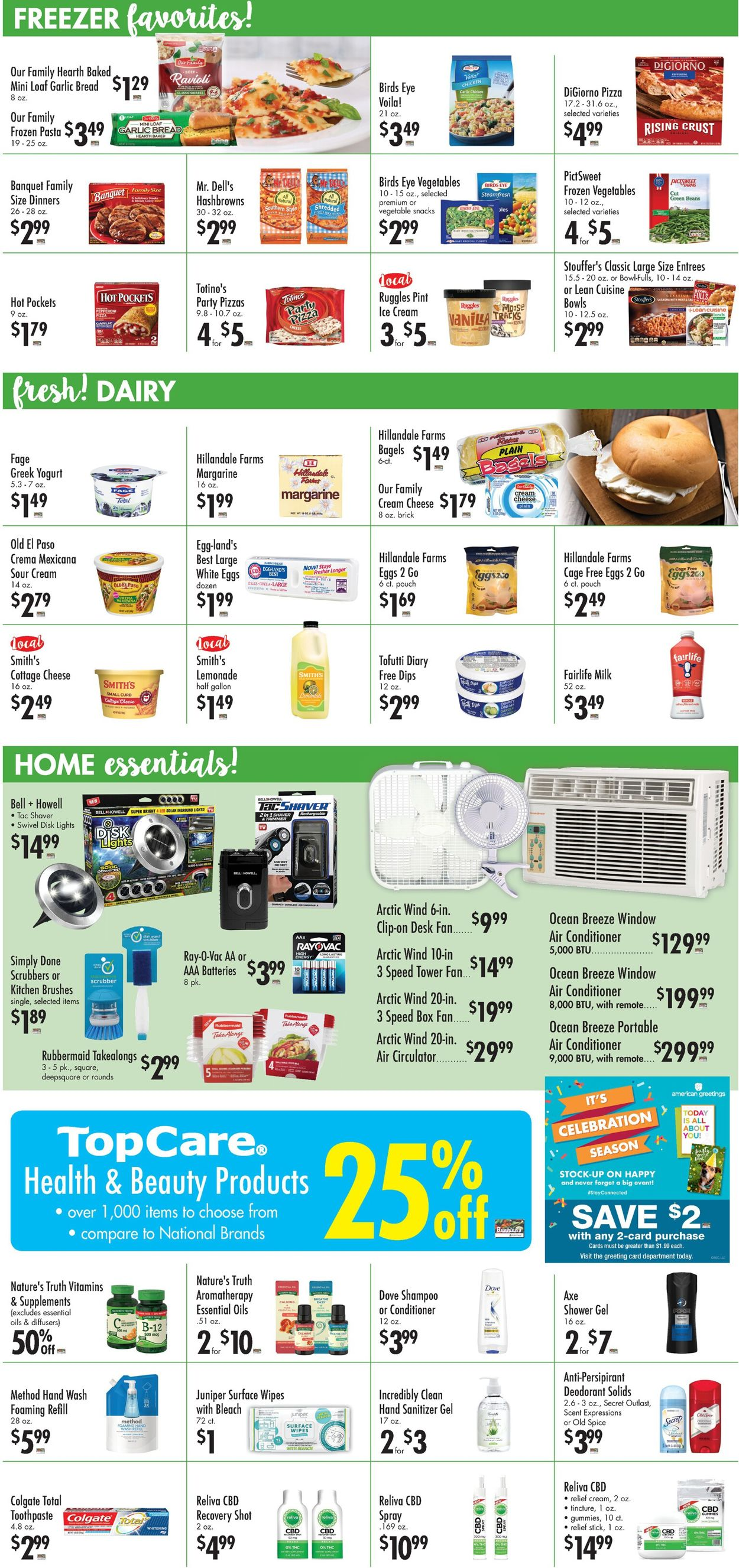 Catalogue Buehler's Fresh Foods from 07/07/2021