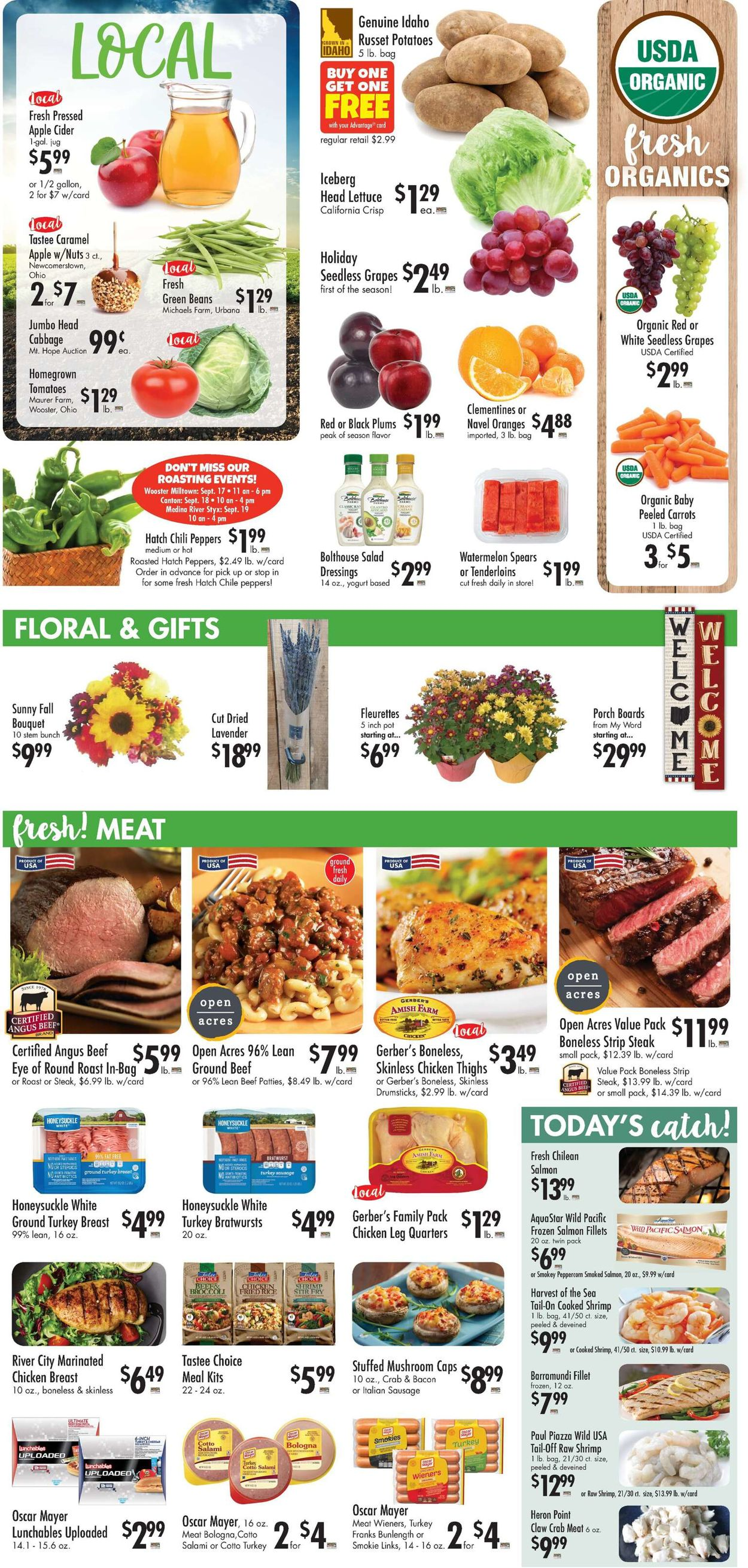 Catalogue Buehler's Fresh Foods from 09/15/2021
