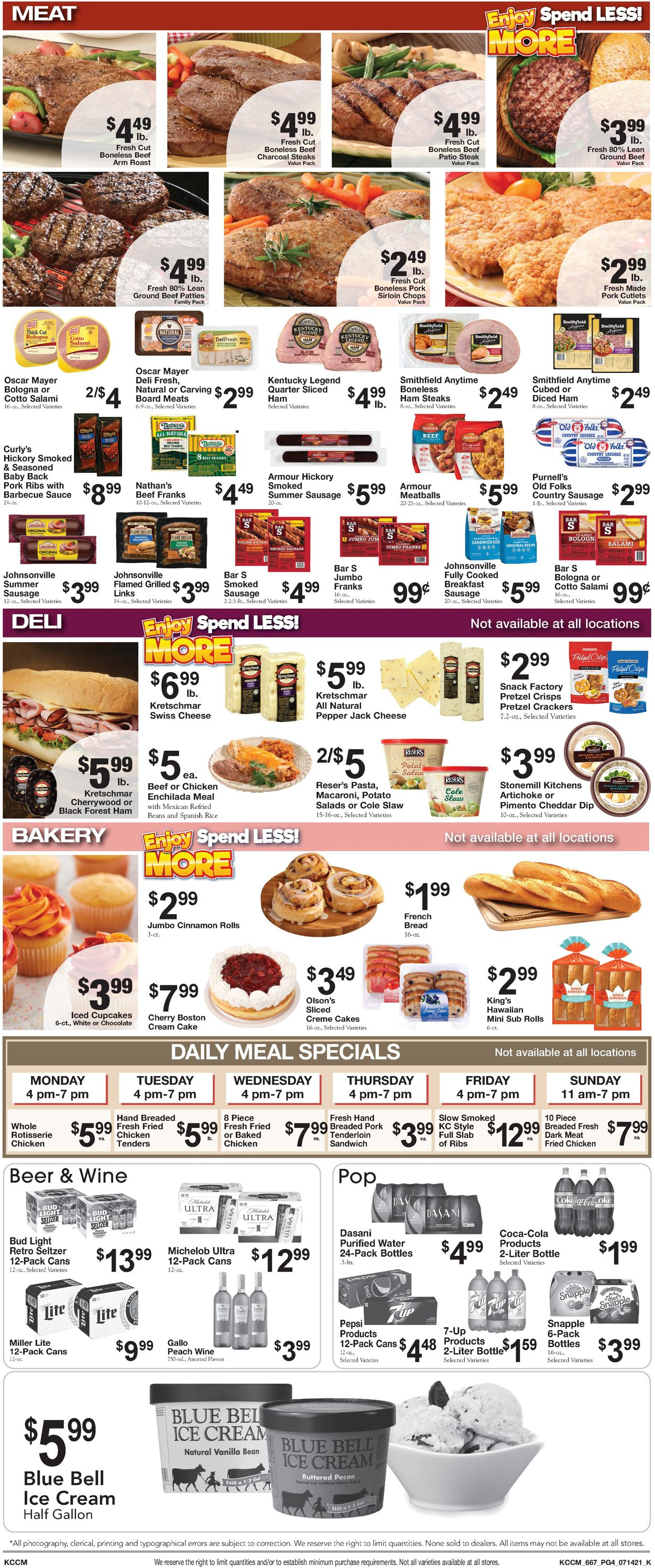 Catalogue Country Mart from 07/13/2021