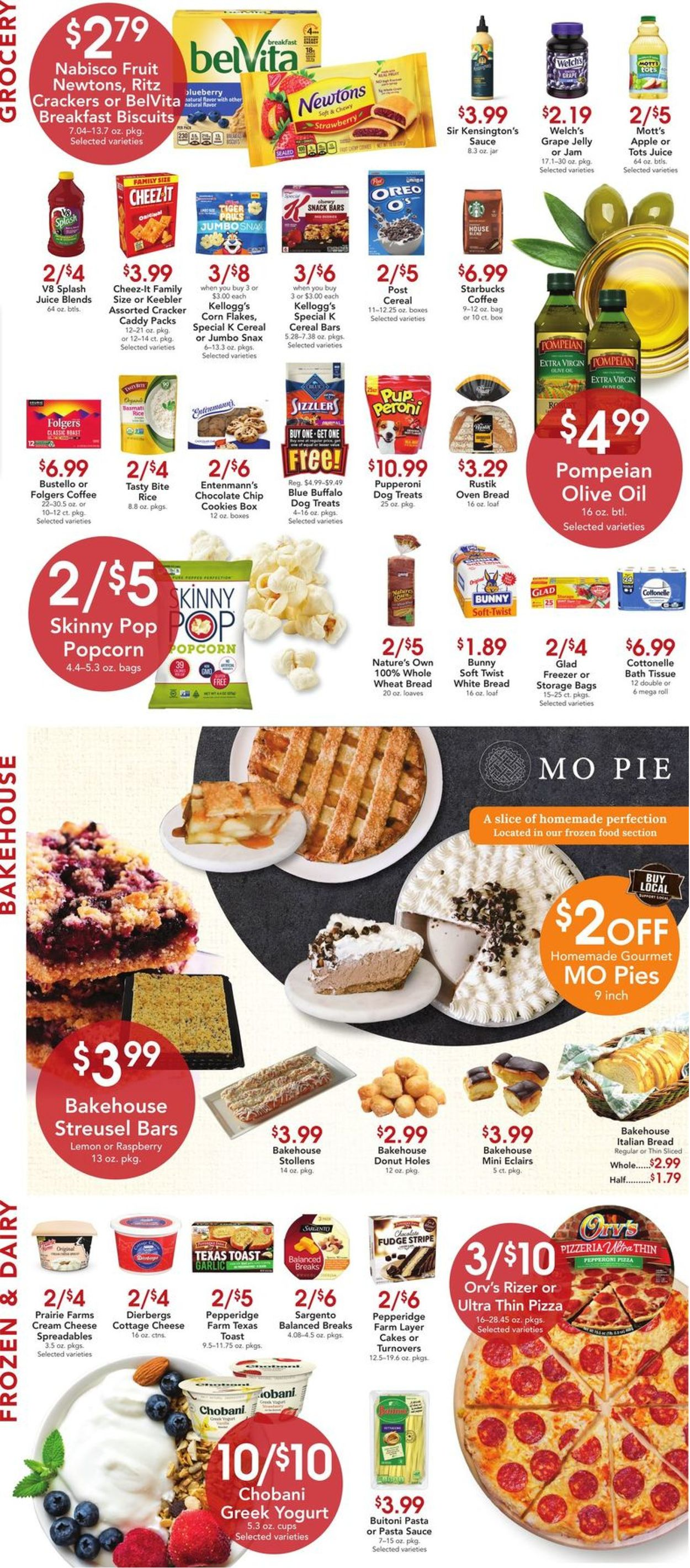 Catalogue Dierbergs from 07/13/2021