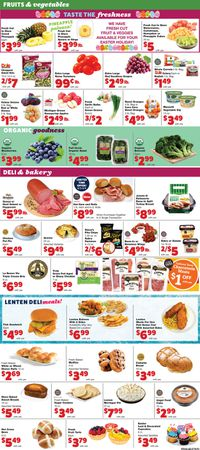 Catalogue Family Fare - Easter 2021 ad from 03/31/2021
