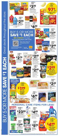 Catalogue Gerbes Super Markets from 05/05/2021