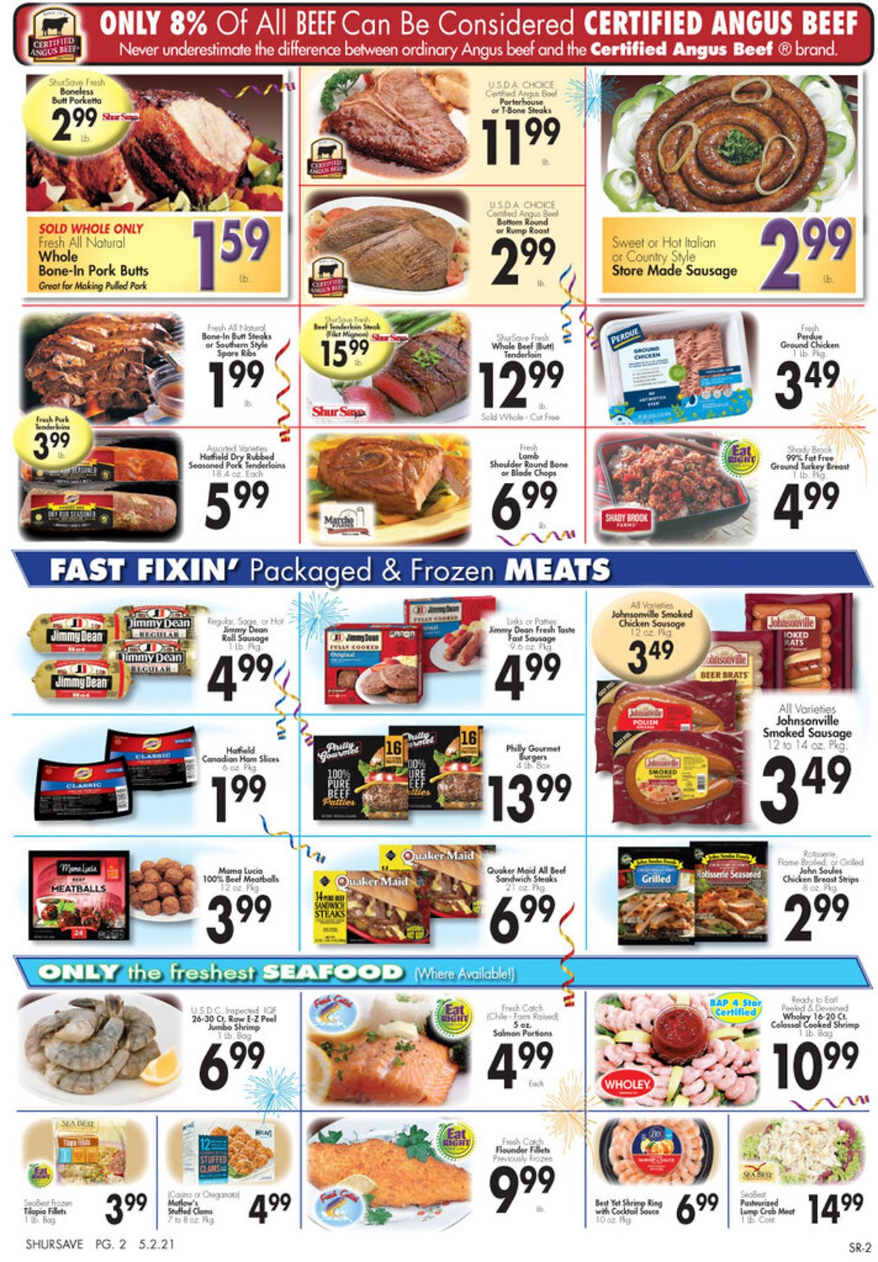 Catalogue Gerrity's Supermarkets from 05/02/2021