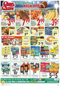 Catalogue Gerrity's Supermarkets from 09/05/2021