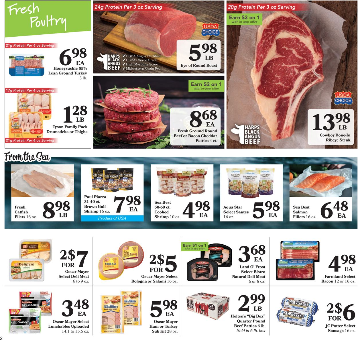 Catalogue Harps Foods from 07/14/2021