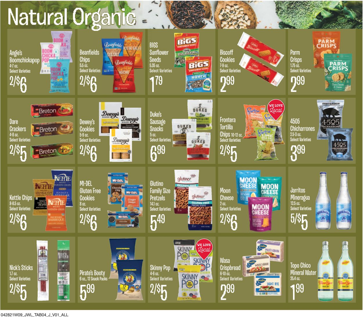 Catalogue Jewel Osco from 04/28/2021