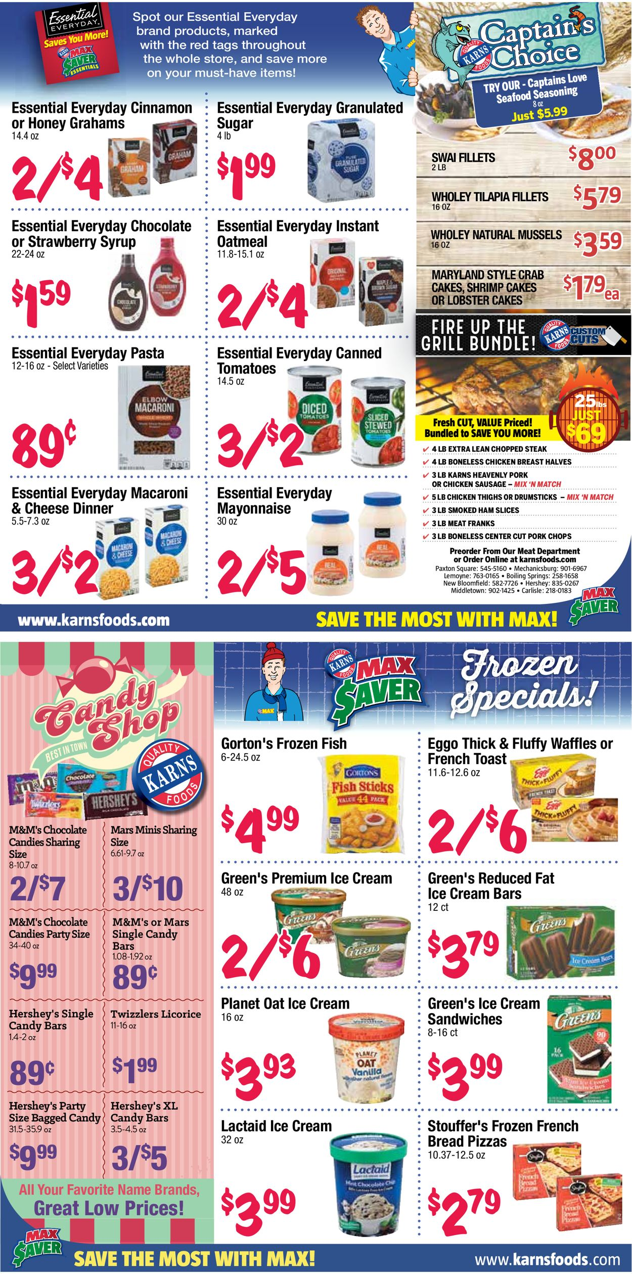 Catalogue Karns Quality Foods from 04/20/2021