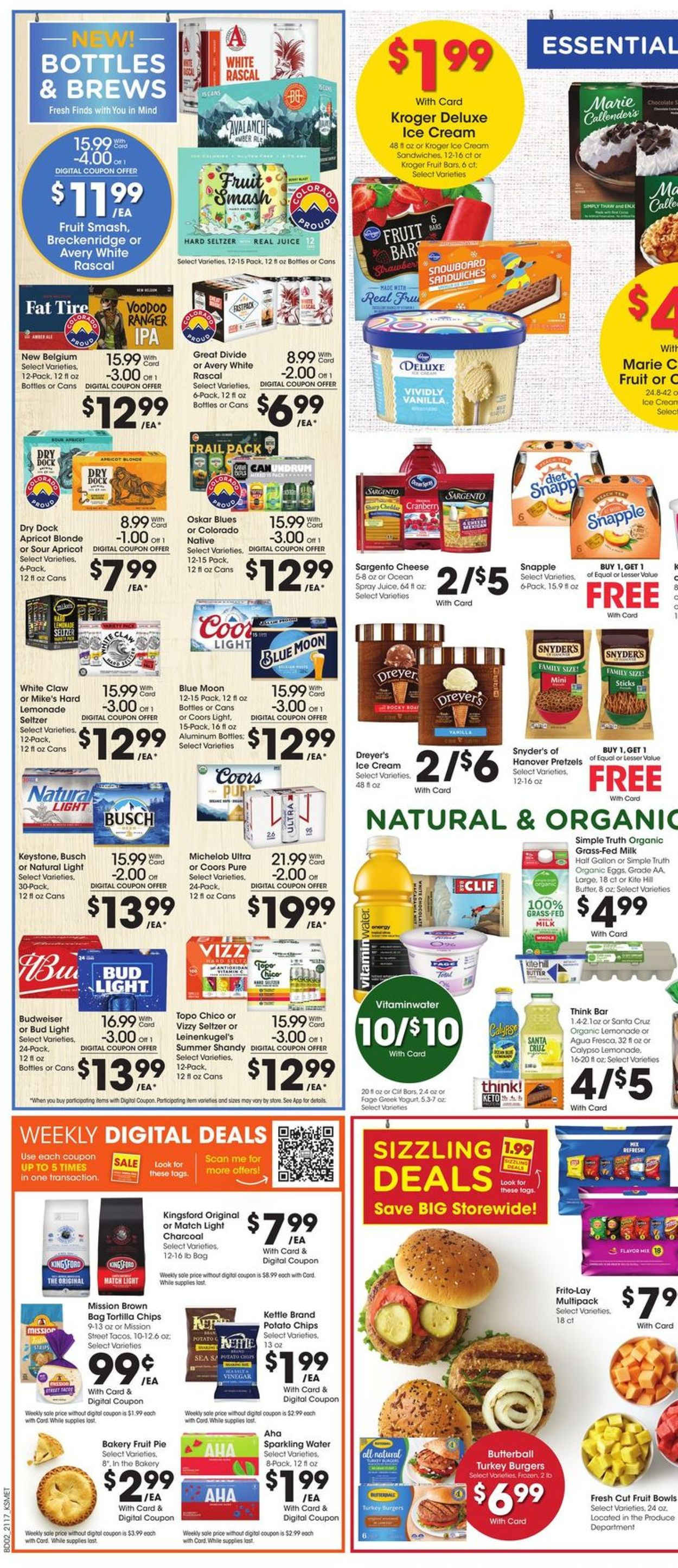 Catalogue King Soopers from 05/26/2021
