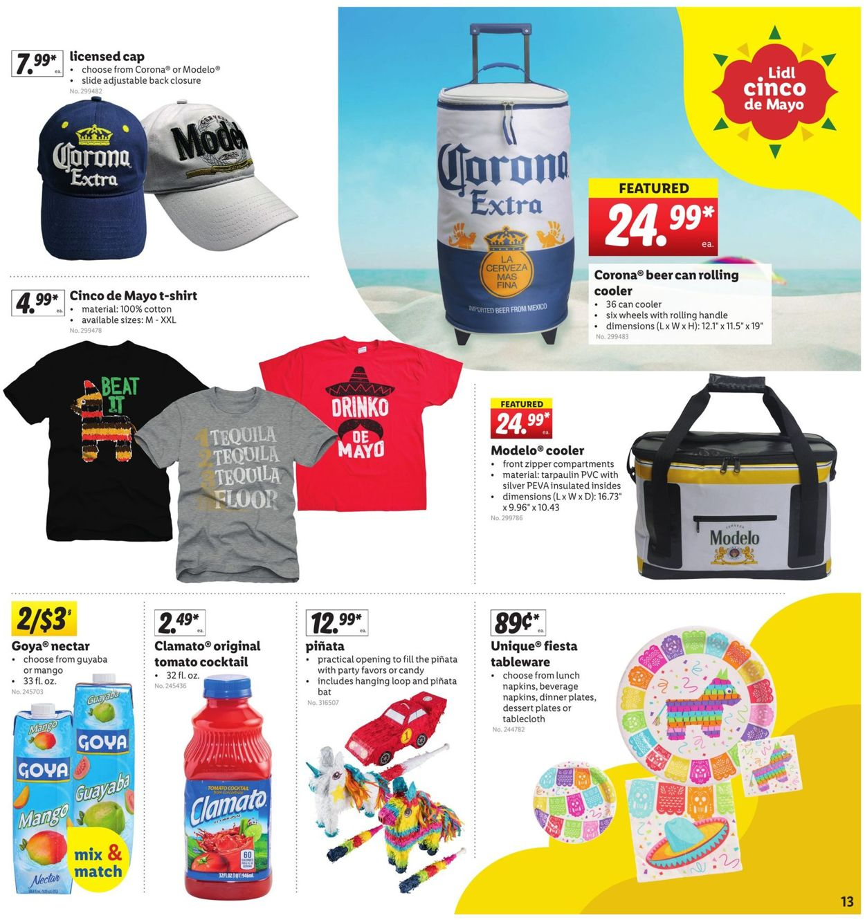 Catalogue Lidl from 04/28/2021