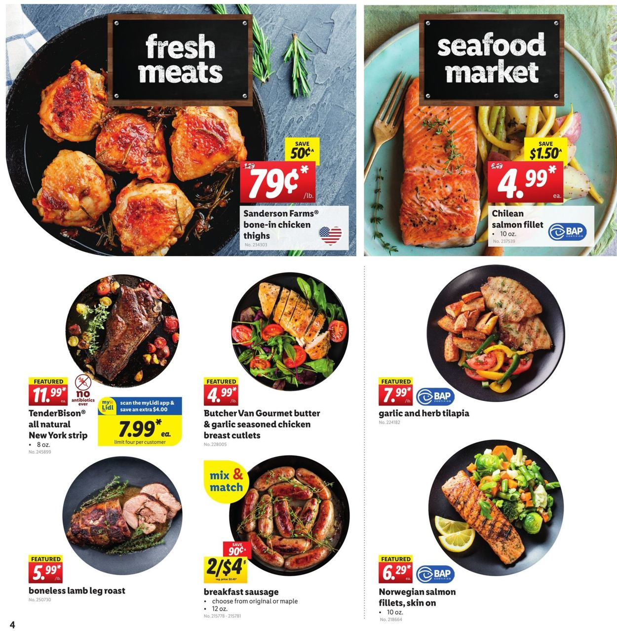 Catalogue Lidl from 05/05/2021