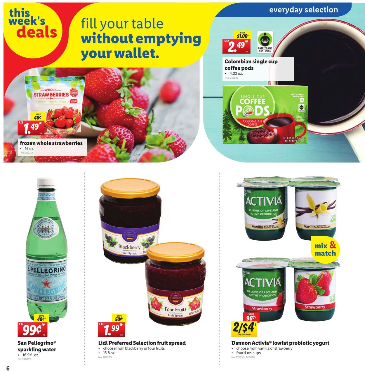 Catalogue Lidl from 05/12/2021