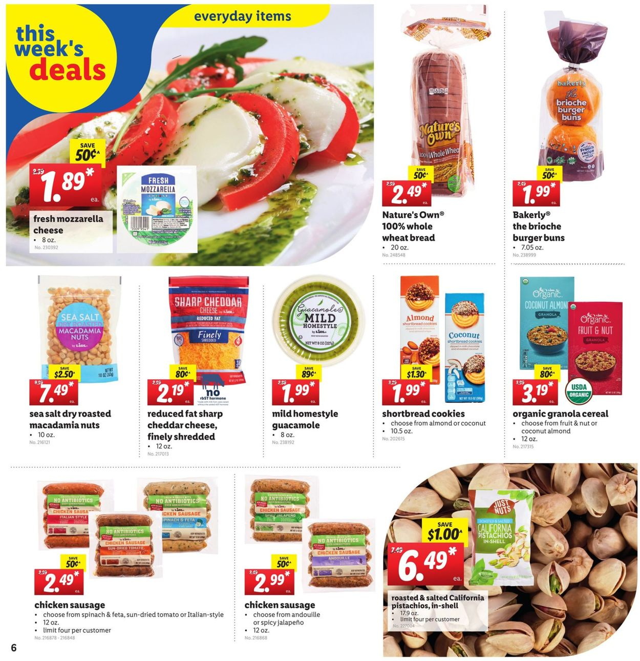 Catalogue Lidl from 07/21/2021