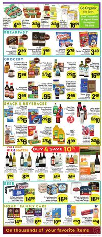 Catalogue Lucky Supermarkets from 09/15/2021