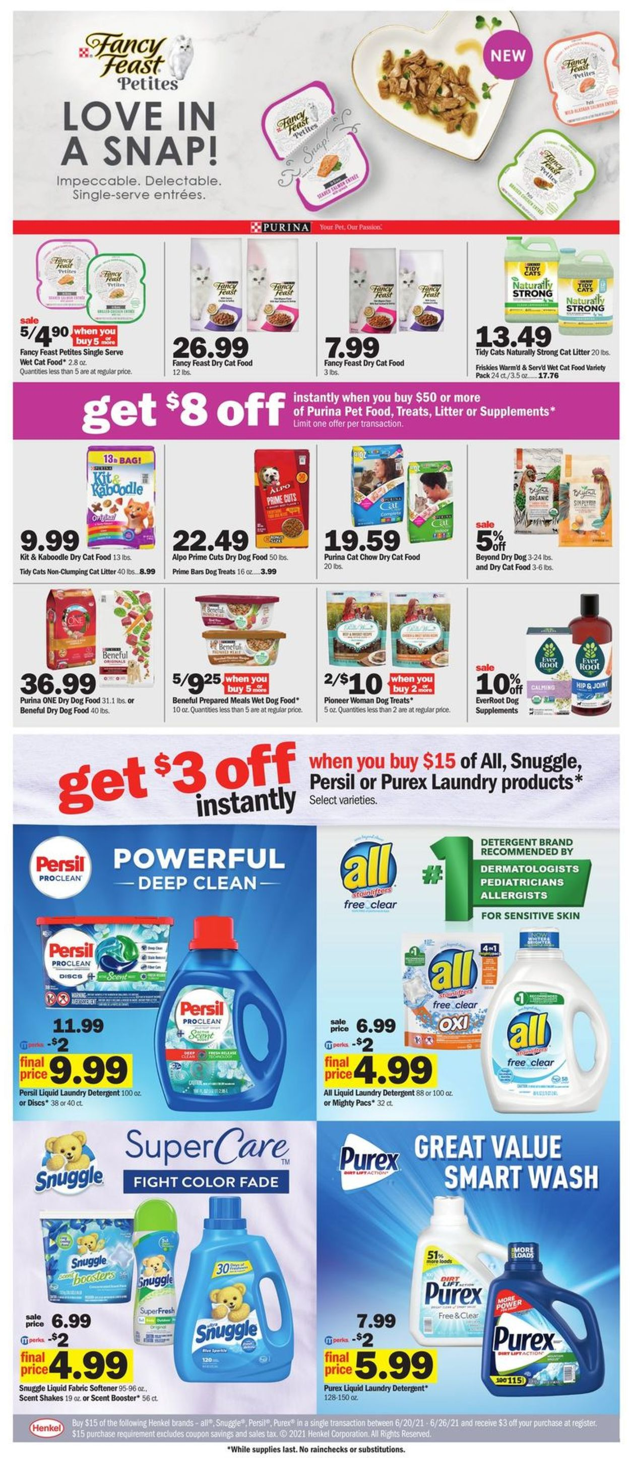 Catalogue Meijer from 06/20/2021
