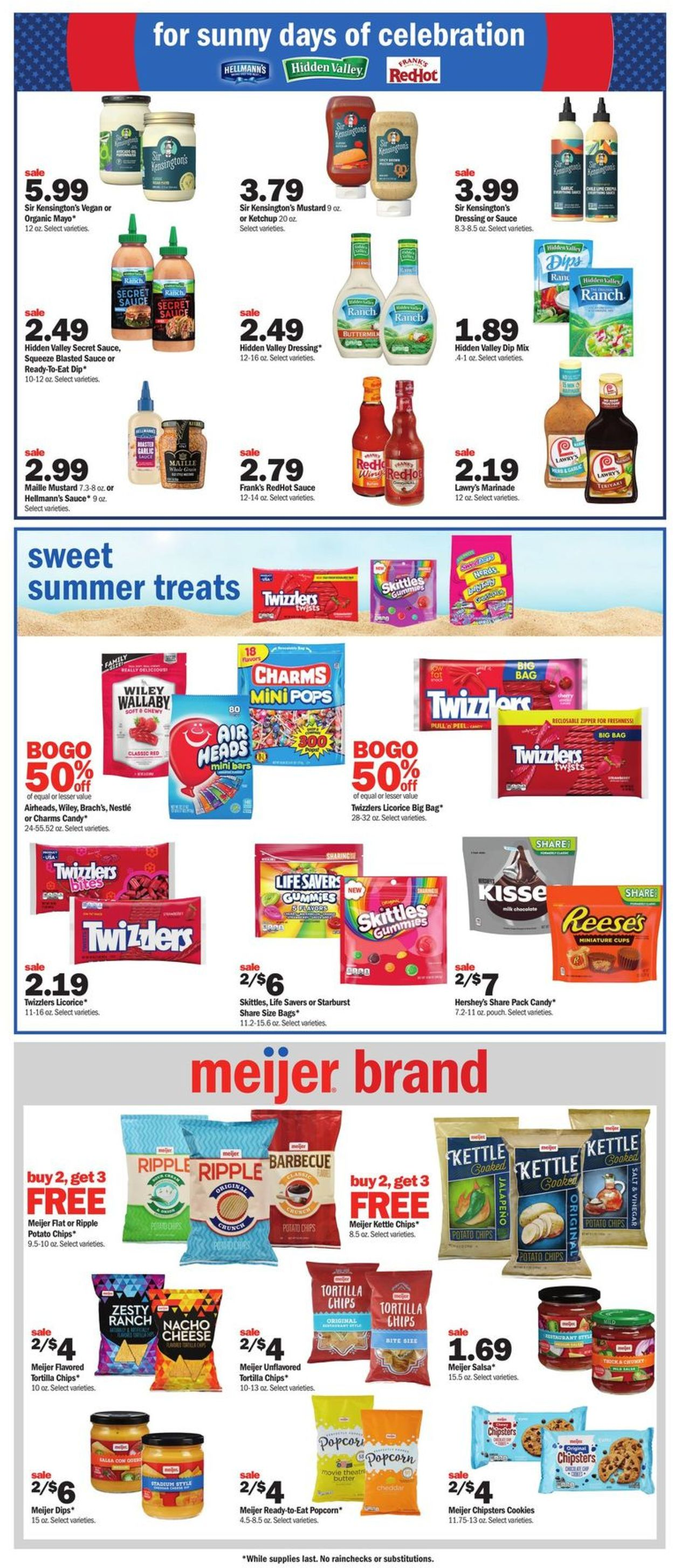 Catalogue Meijer from 07/04/2021
