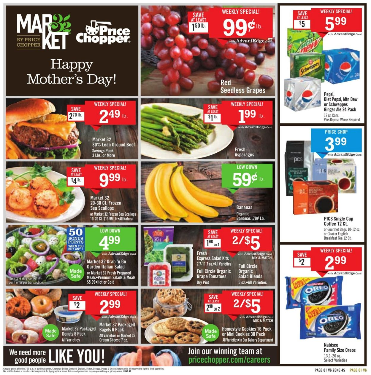 Catalogue Price Chopper from 05/09/2021