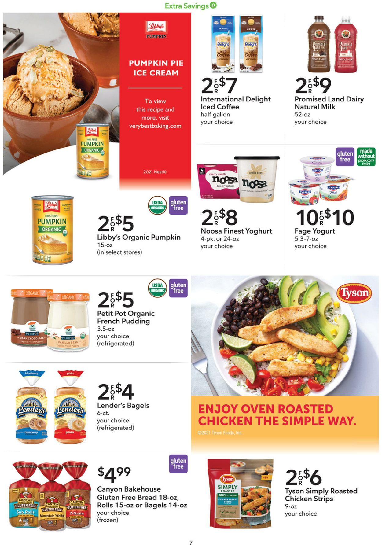 Catalogue Publix from 09/11/2021