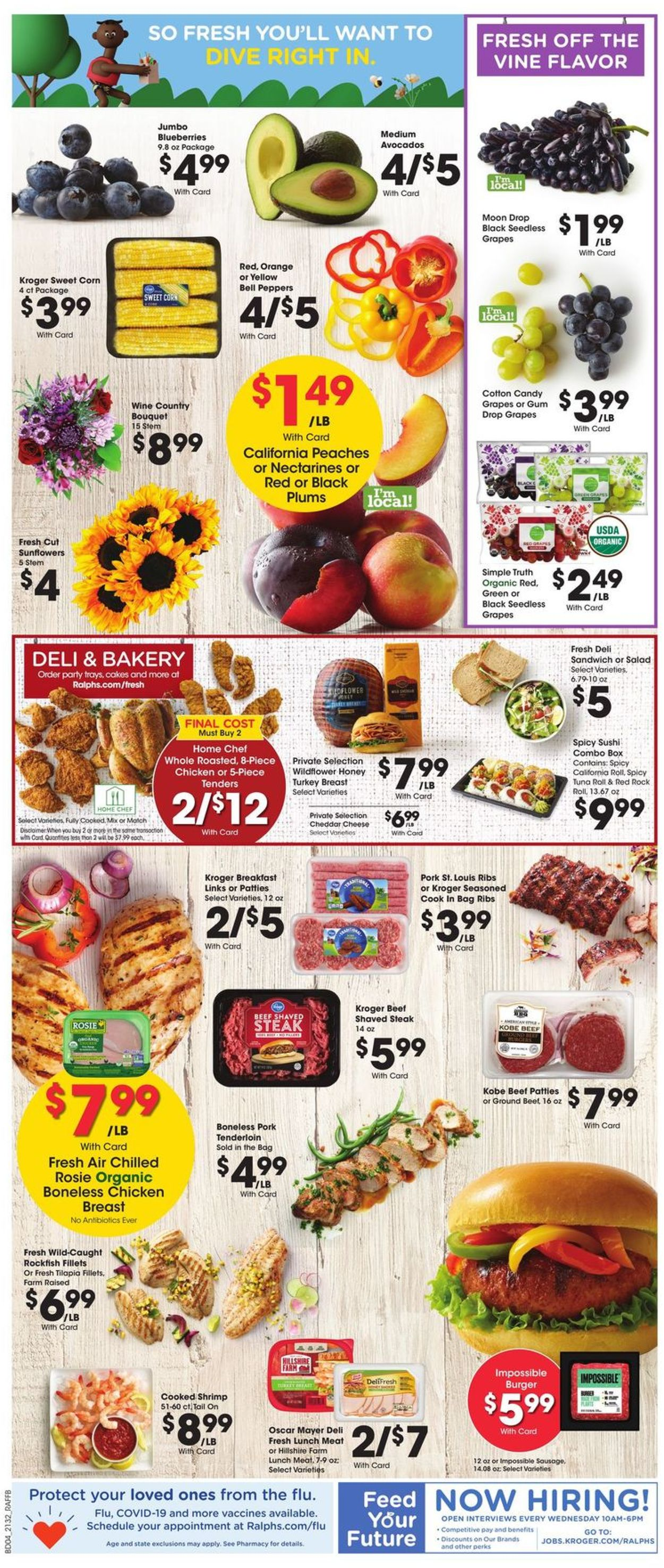 Catalogue Ralphs from 09/08/2021