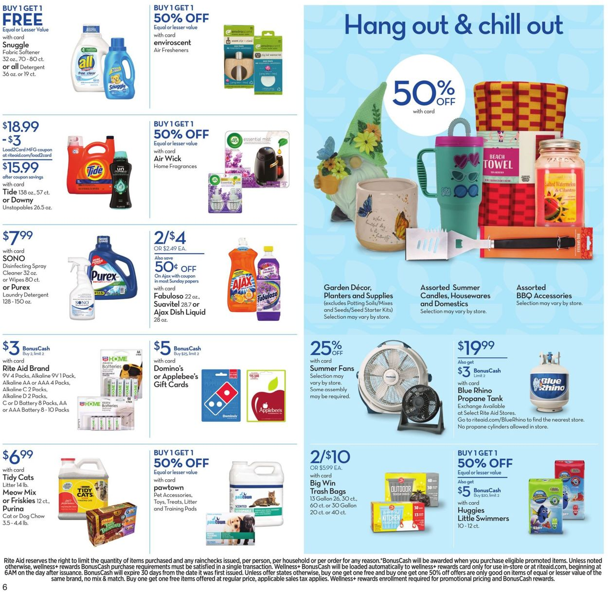 Catalogue Rite Aid from 06/27/2021