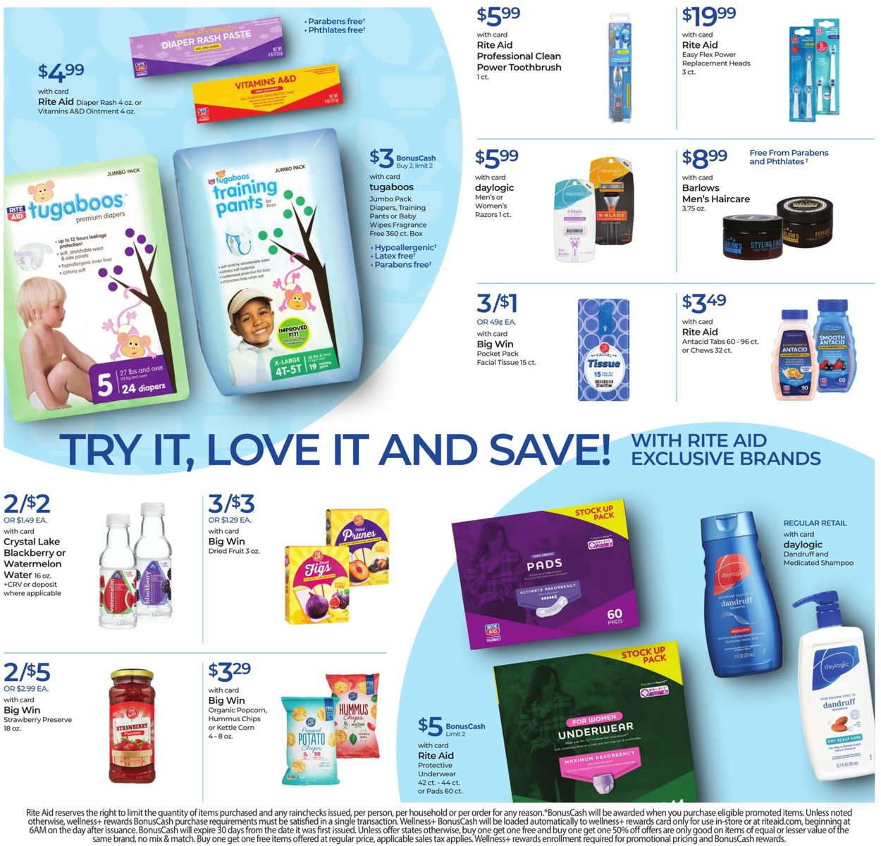 Catalogue Rite Aid from 07/25/2021
