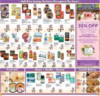Catalogue Rosauers from 09/15/2021