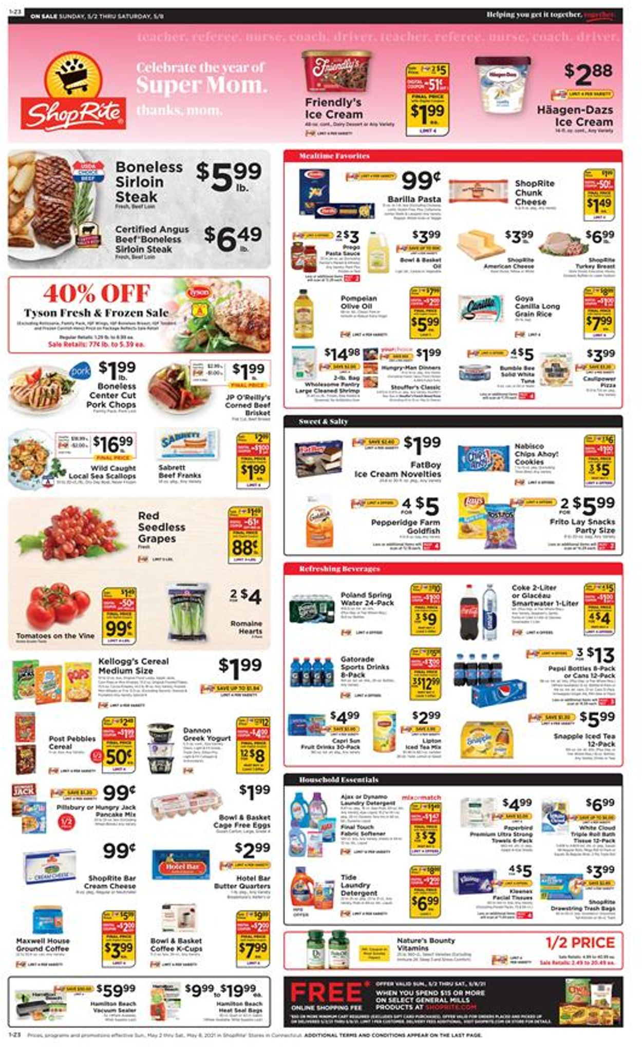 Catalogue ShopRite from 05/02/2021