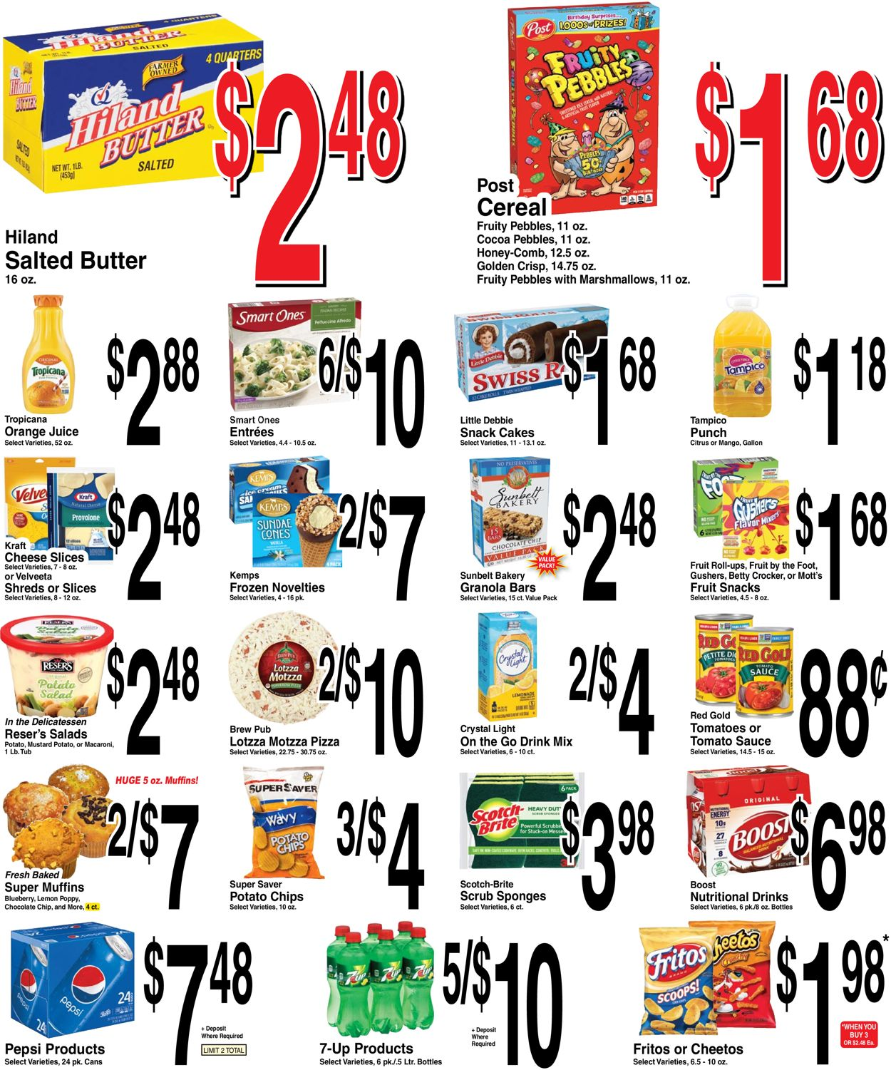 Catalogue Super Saver from 05/05/2021