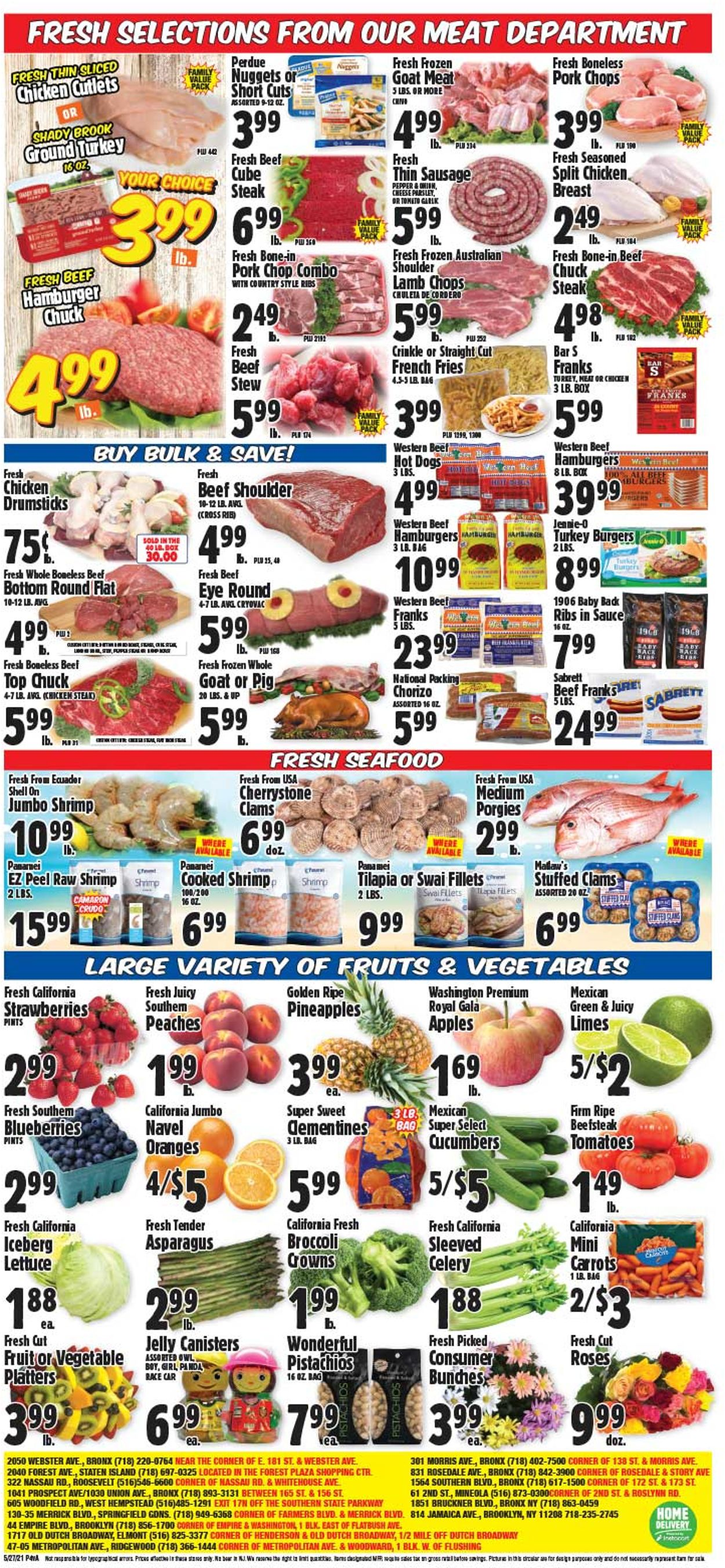 Catalogue Western Beef from 05/27/2021